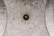 Tiled Dome Ceiling Architectur...