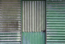 Galvanised Metal Sheets Shed D...
