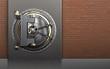 3d vault door safe