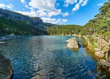 Laguna Negra Del Parque Natura...
