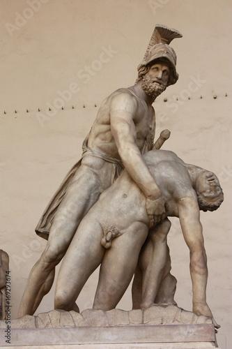 Photo  Loggia della Signoria Firenze