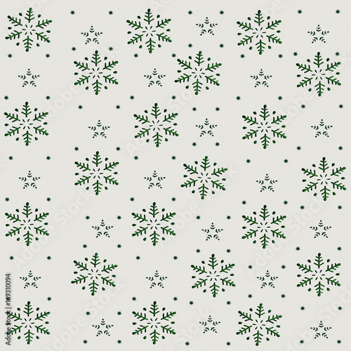 Deurstickers Surrealisme Christmas Background