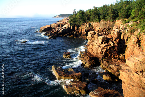 Ocean Drive, Acadia National Park Wallpaper Mural