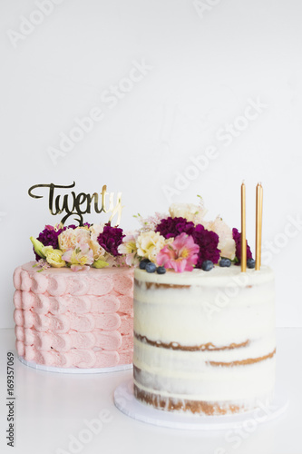 Excellent Modern Birthday Cake Buy This Stock Photo And Explore Similar Funny Birthday Cards Online Inifodamsfinfo