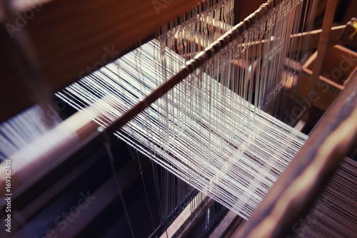 Canvastavla 織物