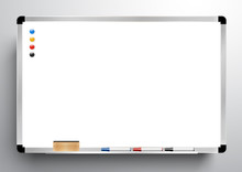 Whiteboard Background Frame Wi...