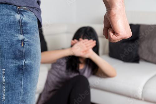 Fényképezés  Häusliche Gewalt