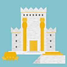 King Solomon's Temple (Beit Ha...