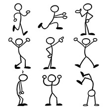 Stick Man Activity
