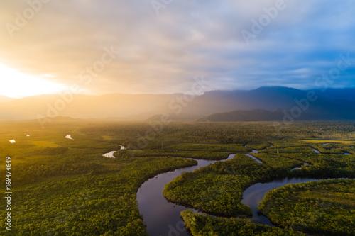Tela Amazon Rainforest in Brazil
