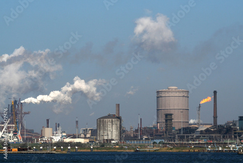 Valokuva Tata Steel, Corus en Blast furnaces