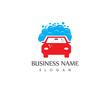 Car Wash Service Logo
