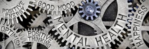 Obraz Metal Wheel Concept - fototapety do salonu