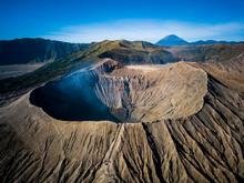 Mountain Bromo Active Volcano ...