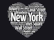 List Of Streets In New York Ci...