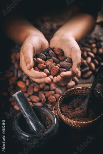 In de dag Kruiderij Aromatic cocoa beans