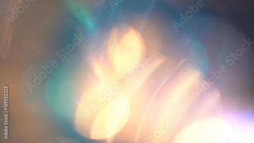 Fotografía  Beautiful colorful lens flares