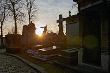 Pere Lachaise Cemetery, Anatole De La Forge, Paris, France