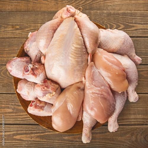 Photo  Chicken.