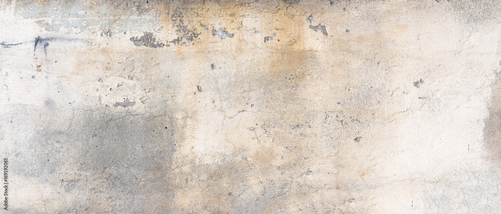 Fototapety, obrazy: The texture of the concrete wall. mockup