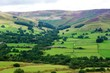 Edale Valley in the English Peak District.