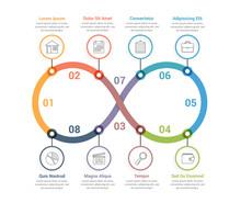 Infinity Infographics