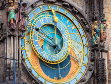 The Old Astronomical Clock Is ...