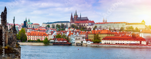 Printed kitchen splashbacks Prague Prague is the capital of the Czech Republic, the European state. Historical sights.