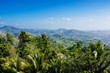 panoramic view from the hill Big Buddha in Phuket Thailand