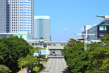 海浜幕張 Makuhari New City