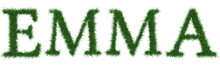 Emma - 3D Rendering Fresh Gras...