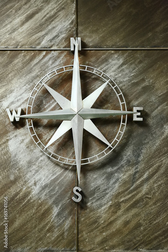 Direction Compass Rose