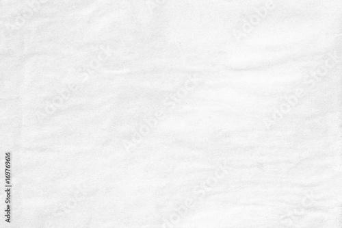 Fotografie, Obraz  Crumpled white paper texture