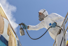 Aircraft Painting And Sandblasting