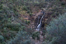 Waterfall At Morialta Conservation Park