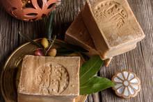 Bars Of Aleppo Soap