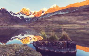 Obraz na Szkle Cordillera