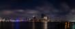 Hamburg by night with Elbphilharmonie
