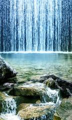 Obraz na Szkle Woda Krople #11711087041201