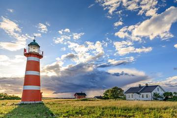 Närsholm Lighthouse, Gotland, Sweden