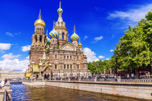 The Church Of The Savior On Bl...