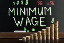 Minimum Wage At Blackboard
