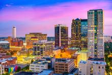 Birmingham, Alabama Skyliune