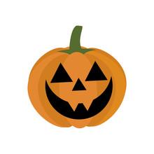 Jack-o-lantern Pumpkin Illustr...
