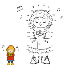 Numbers Game, Girl Singing A Christmas Song