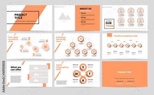 Orporate Presentation Slides Design Creative Business Proposal Or