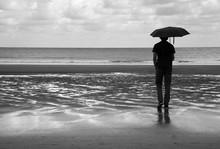 Wet Beach Walk