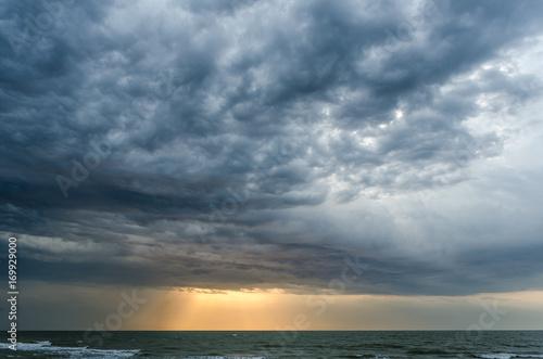 Canvas Prints Heaven Море