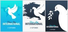 International Peace Day Poster...