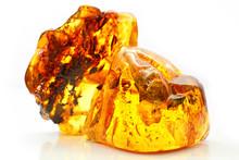 Natural Amber. Two Extraordina...